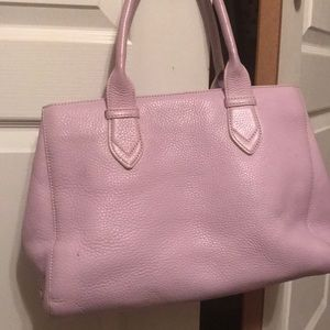 Cole Haan lilac genuine leather purse